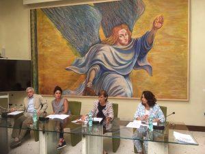 Conferenza stampa Fondazione di Sardegna